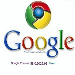 Google Chrome 58.0.3029.96 Final