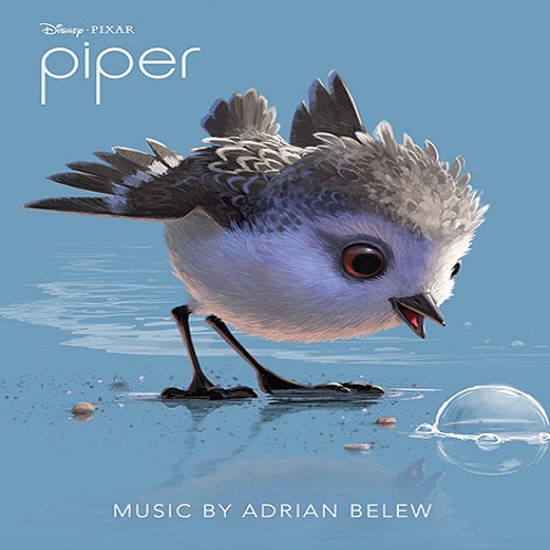 Disney Pixar – Piper 2016