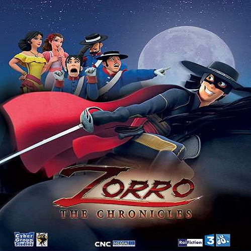 Zorro: The Chronicles 2017